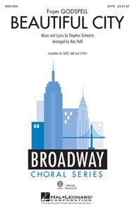 Beautiful City - ShowTrax CD