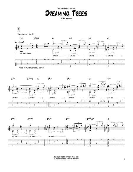 Partitions Digitales De Sweet Dreams Pour Guitare Notes Et Tablatures