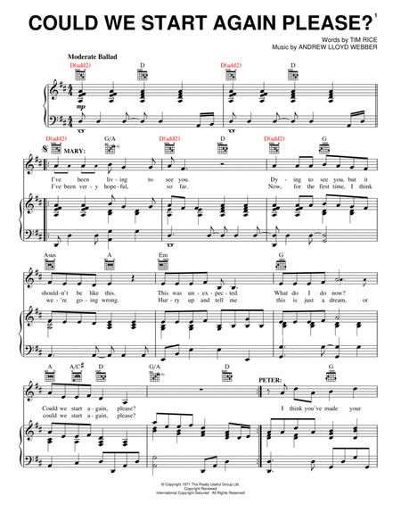 Download Andrew Lloyd Webber Digital Sheet Music And Tabs