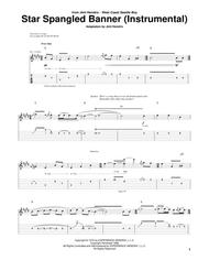 Star Spangled Banner Sheet Music To Download And Print World Center Of Digital Sheet Music Shop