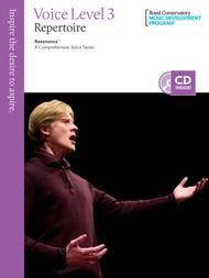 Resonance: Voice Repertoire 3 sheet music