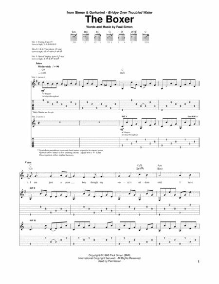Download Digital Sheet Music of Fun  for Guitar notes and