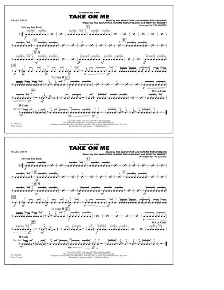 Download Digital Sheet Music of marching band for Percussion
