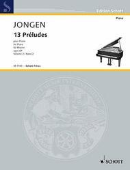 13 Preludes op. 69 Vol. 2 sheet music