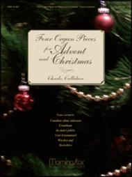 Four Organ Pieces for Advent & Christmas