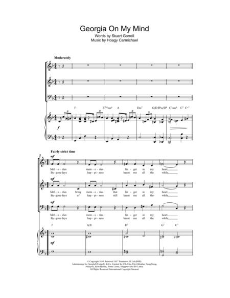 Georgia Stitt Sheet Music To Download And Print World Center Of