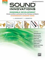 Sound Innovations for Concert Band -- Ensemble Development for Intermediate Concert Band sheet music