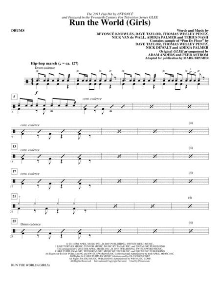 Download Digital Sheet Music Of Mark Roach For Drums