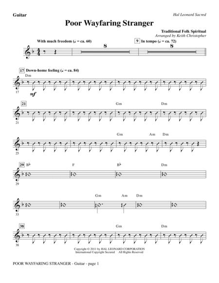 Folk Guitar sheet music to download and print - World center of ...