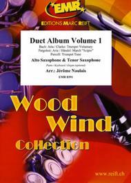 Duet Album Volume 1 (mixed saxes)