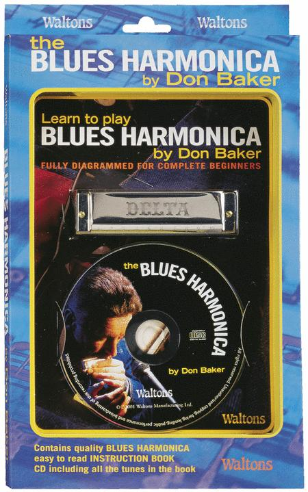 Step by Step Harmonica Lessons - Lesson 1. - YouTube