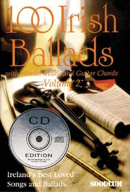 Various  Sheet Music 100 Irish Ballads - Volume 2 Song Lyrics Guitar Tabs Piano Music Notes Songbook