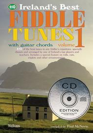 Sheet Music 110 Ireland's Best Fiddle Tunes - Volume 1 Song Lyrics Guitar Tabs Piano Music Notes Songbook