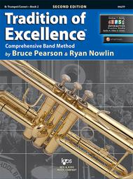 Tradition of Excellence Book 2 - Bb Trumpet/Cornet sheet music
