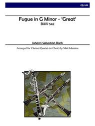 Fugue in G minor 'Great'