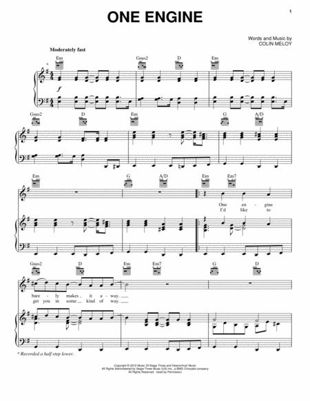 The Decemberists Sheet Music To Download And Print World Center Of