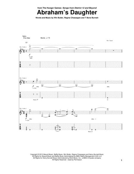 Arcade Fire sheet music to download and print - World center of ...