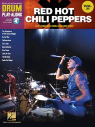 Red Hot Chili Peppers (Drum Play-Along Volume 31)