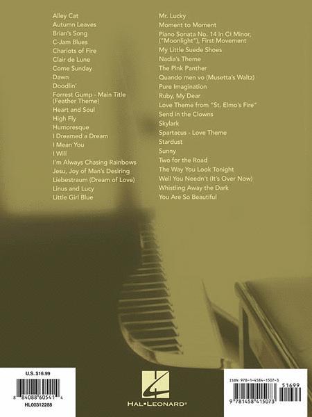 Sheet music: Piano Songs (Piano solo)