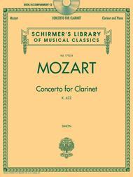 Wolfgang Amadeus Mozart - Concerto for Clarinet, K. 622