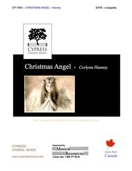 Christmas Angel (SATB) sheet music