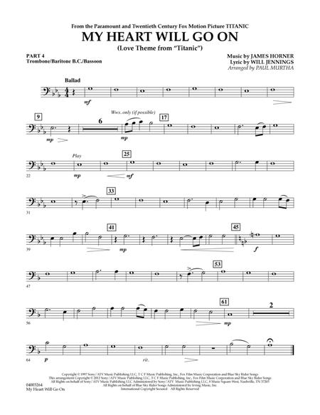 My Heart Will Go On for Recorder Trio Sheet Music Book Titanic James Horner