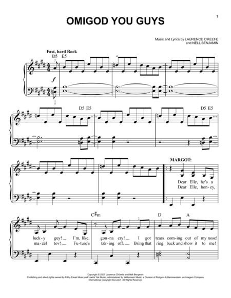 legally-blonde-sheet-music-free-kailyn-model-video
