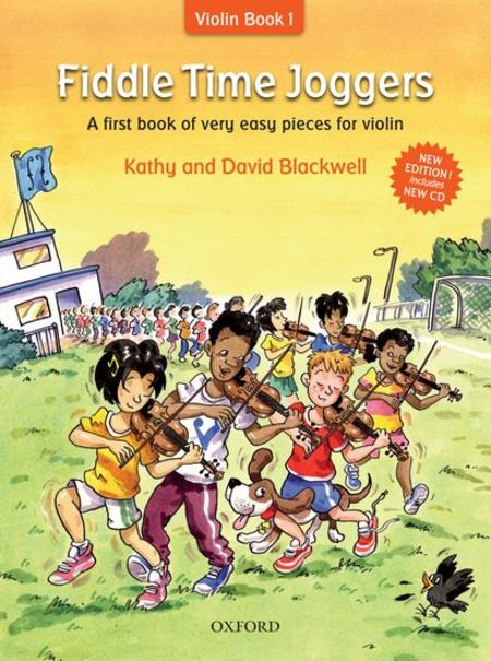 Fiddle Time Joggers   CD Book 1, Revised Edition