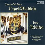 Orgel-Buchlein (Dana Robinson, organist)