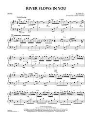River flows in you sheet music pdf