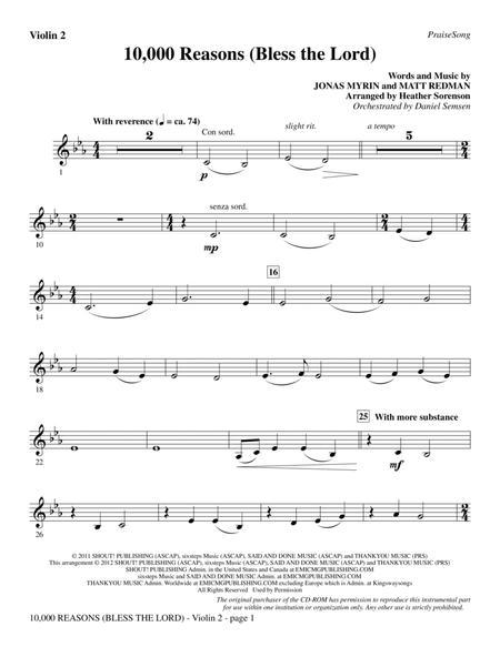 Matt Redman sheet music to download and print - World center of ...
