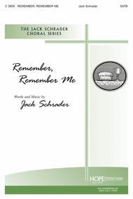 Remember, Remember Me