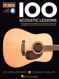 Michael Mueller  Sheet Music 100 Acoustic Lessons Song Lyrics Guitar Tabs Piano Music Notes Songbook