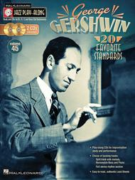 George Gershwin (Jazz Play-Along Volume 45 Book/2-CD Pack)
