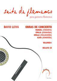 Suite de flamenco sheet music