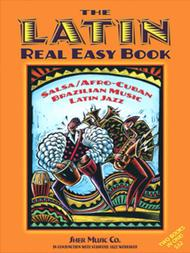 The Latin Real Easy Book (Bb edition) sheet music