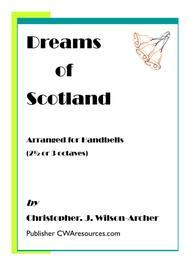 Memories of Scotland sheet music