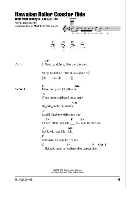Mark Keali sheet music to download and print - World center of ...