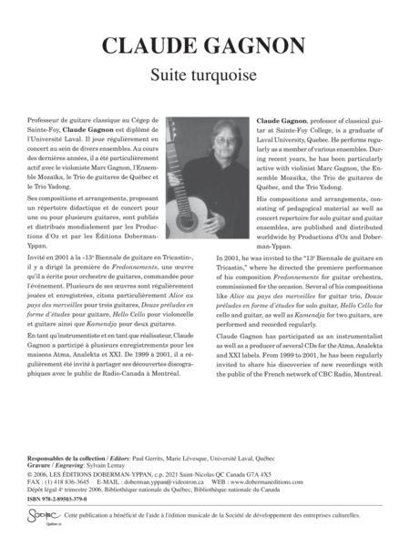 andre gagnon sheet music pdf