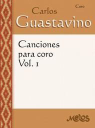 Canciones Para Coro - Vol. 1