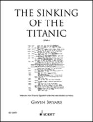 The Sinking of the Titanic sheet music