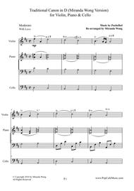 photograph about Christmas Songs Piano Sheet Music Free Printable identified as Obtain Electronic Sheet New music for Piano Trio: piano, violin