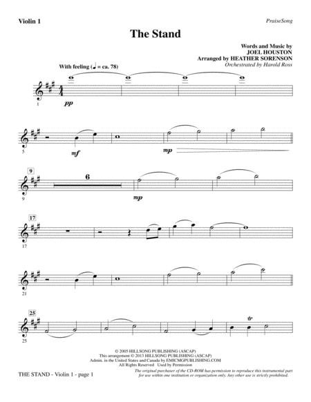 Joel Houston sheet music to download and print - World center of