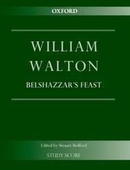 Belshazzar's Feast sheet music