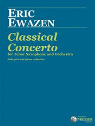 Classical Concerto-T.Sx and Pno reduction