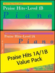 Alfred's Basic Piano Library Praise Hits 1A and 1B (Value Pack)