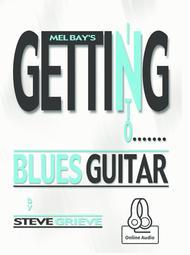 Getting Into Blues Guitar sheet music