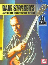 Dave Stryker's Jazz Guitar Improvisation Method sheet music