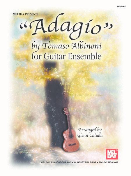 albinoni adagio for piano pdf