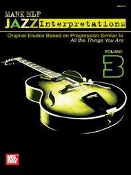 Mark Elf Jazz Interpretations Volume 3 sheet music